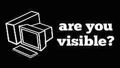 Are you visible?